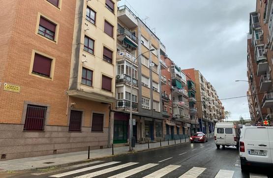 Piso en venta en San Fernando, Badajoz, Badajoz, Calle Cardenal Cisneros, 47.200 €, 3 habitaciones, 1 baño, 72 m2