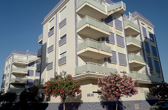 Piso en venta en Moncofa, Castellón, Calle Aragon, 94.900 €, 2 habitaciones, 1 baño, 74 m2
