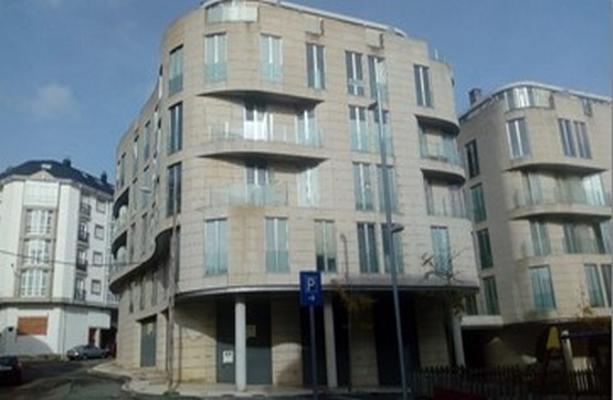 Piso en venta en O Castro, Foz, Lugo, Calle Congostra Do Cura, 146.100 €, 4 habitaciones, 2 baños, 151 m2