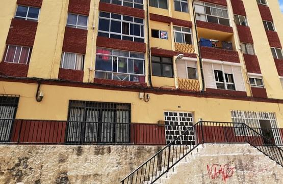 Piso en venta en La Feria del Atlántico, la Palmas de Gran Canaria, Las Palmas, Avenida Guillermo Santana Rivero, 75.600 €, 3 habitaciones, 1 baño, 56 m2