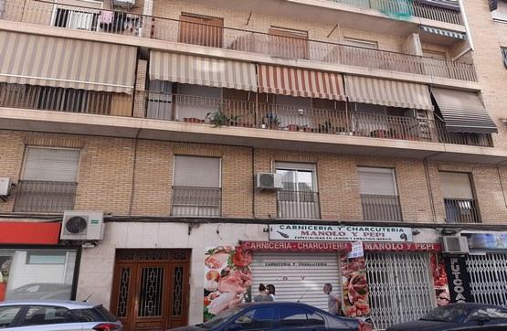 Piso en venta en El Toscar, Elche/elx, Alicante, Calle Emilio Sala Hernandez, 102.400 €, 2 habitaciones, 2 baños, 125 m2