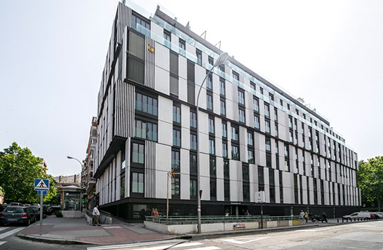 Parking en venta en Chamberí, Madrid, Madrid, Calle Paseo San Francisco de Sales, 38.800 €, 36 m2