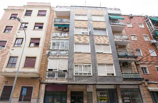 Piso en venta en San Fernando, Badajoz, Badajoz, Calle Cardenal Cisneros, 42.600 €, 3 habitaciones, 1 baño, 64 m2