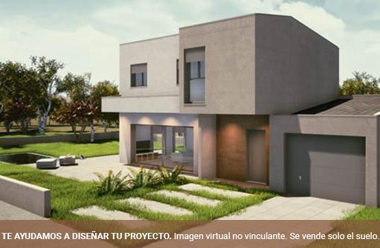 Suelo en venta en Les Pedreres, Santa Oliva, Tarragona, Calle Ntra Sra Montserrat, 53.600 €, 649 m2