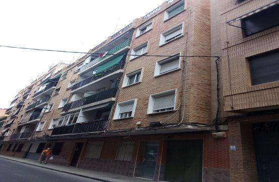 Piso en venta en Torrent, Valencia, Calle Zaragoza, 40.800 €, 3 habitaciones, 1 baño, 59 m2