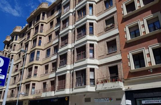 Piso en venta en Pamplona/iruña, Navarra, Calle Carlos Iii, 325.300 €, 2 habitaciones, 1 baño, 106 m2