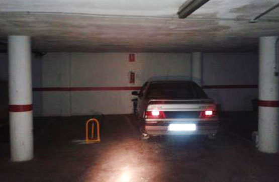 Parking en venta en Torre-pacheco, Murcia, Calle Mayor, 3.500 €, 26 m2