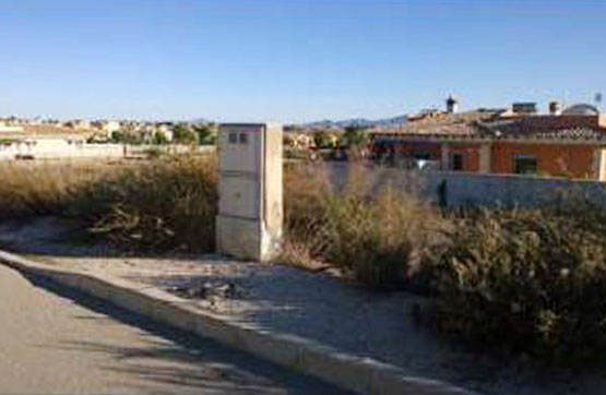 Suelo en venta en Fortuna, Murcia, Calle Poseidon, 11.900 €, 342 m2