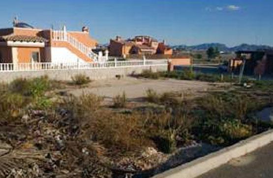Suelo en venta en Fortuna, Murcia, Calle Saturno, 14.100 €, 348 m2