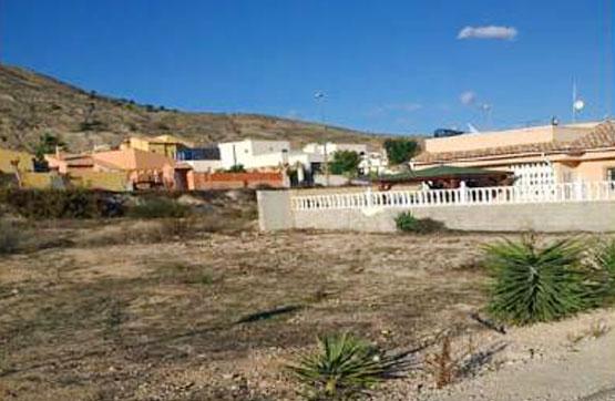 Suelo en venta en Fortuna, Murcia, Calle Saturno, 12.000 €, 344 m2
