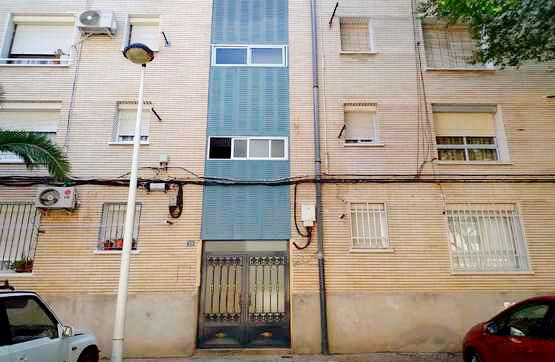 Piso en venta en Puertollano, Ciudad Real, Calle Almagro, 14.904 €, 3 habitaciones, 1 baño, 64 m2