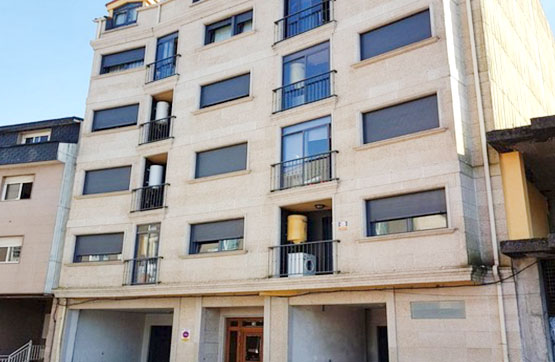 Piso en venta en O Porriño, Pontevedra, Calle Leandro Diz, 108.300 €, 3 habitaciones, 2 baños, 95 m2