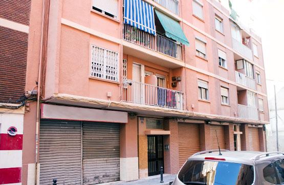 Piso en venta en Poblats Marítims, Valencia, Valencia, Calle Vidal de Blanes, 82.420 €, 2 habitaciones, 1 baño, 64 m2