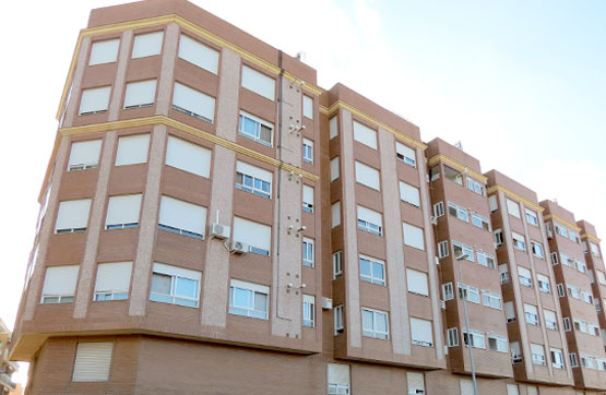Piso en venta en Virgen de Gracia, Castellón de la Plana/castelló de la Plana, Castellón, Avenida Peñagolosa, 100.370 €, 1 habitación, 1 baño, 91 m2