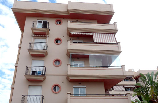 Piso en venta en Los Boliches, Mijas, Málaga, Calle Molino de Viento, 131.270 €, 1 habitación, 1 baño, 116 m2