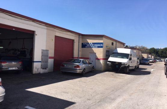 Industrial en venta en El Jardín, San Fernando de Henares, Madrid, Calle Sierra de Albarracin, 112.800 €, 113 m2