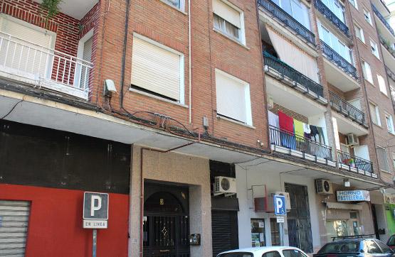 Piso en venta en Barrio de Santa Maria, Talavera de la Reina, Toledo, Calle Eusebio Rubalcaba, 51.500 €, 2 habitaciones, 1 baño, 89 m2