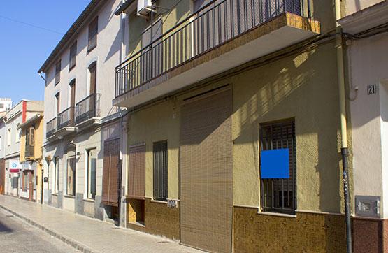Casa en venta en La Pobla Llarga, la Pobla Llarga, Valencia, Calle Nou, 48.820 €, 4 habitaciones, 1 baño, 148 m2