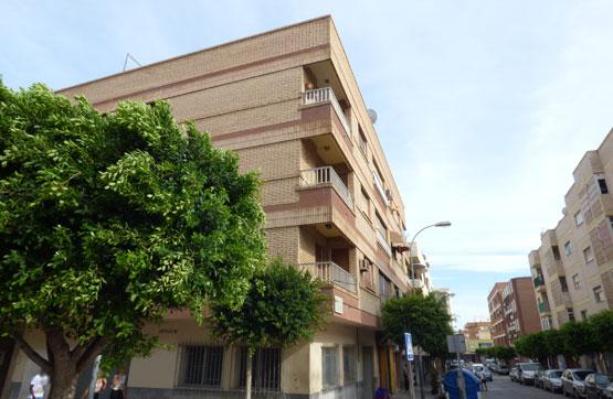 Piso en venta en El Ejido, Almería, Calle Cervantes, 81.700 €, 3 habitaciones, 1 baño, 104 m2