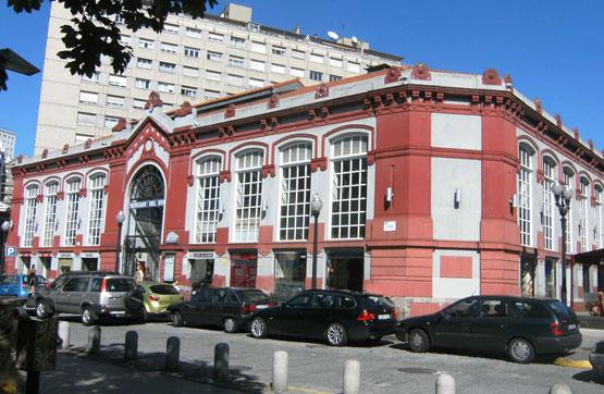 Oficina en venta en El Carmen, Gijón, Asturias, Plaza 6 de Agosto, 19.100 €, 12 m2