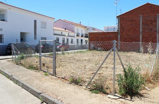 Suelo en venta en Monterrubio de la Serena, Badajoz, Avenida Extremadura, 6.200 €, 105 m2