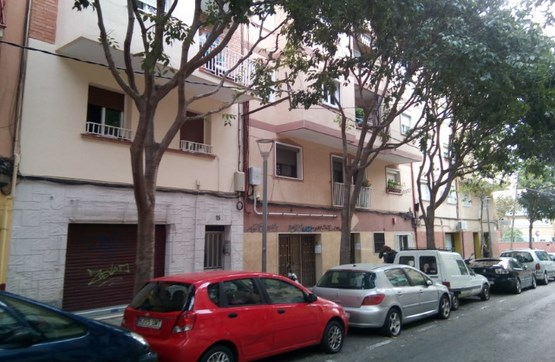 Piso en venta en L` Hospitalet de Llobregat, Barcelona, Calle Mimoses, 103.200 €, 2 habitaciones, 1 baño, 55 m2