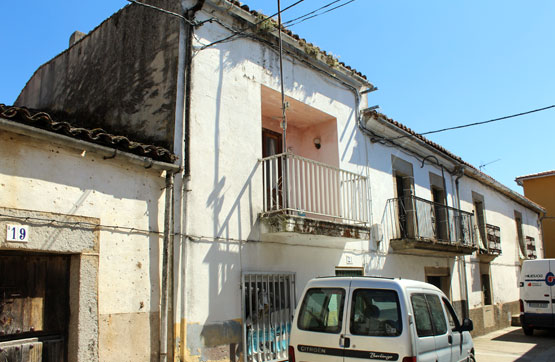 Casa en venta en Guijo de Granadilla, Cáceres, Calle Pizarro, 15.300 €, 1 habitación, 1 baño, 110 m2