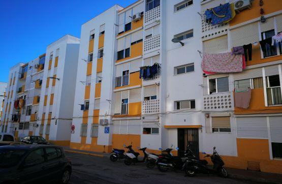 Piso en venta en El Puerto de Santa María, Cádiz, Calle Carabela la Pinta, 49.500 €, 3 habitaciones, 1 baño, 72 m2