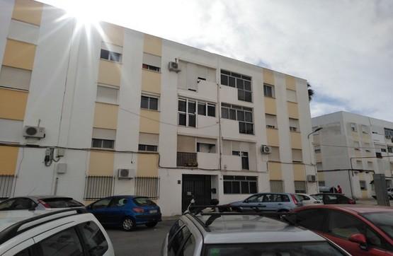 Piso en venta en El Tejar, El Puerto de Santa María, Cádiz, Calle México, 41.520 €, 3 habitaciones, 1 baño, 83 m2