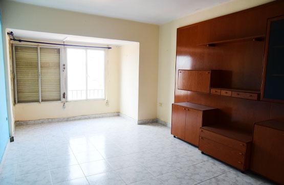 Piso en venta en Virgen de Gracia, Vila-real, Castellón, Calle Santa Barbara, 33.600 €, 3 habitaciones, 1 baño, 91 m2