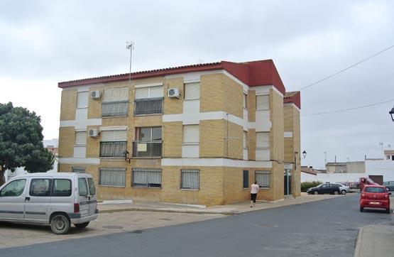 Piso en venta en Gibraleón, Huelva, Barrio Carrero Blanco, 44.625 €, 2 habitaciones, 1 baño, 72 m2