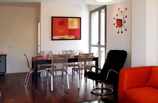Piso en venta en Sabiñánigo, Huesca, Urbanización la Margas Golf, 67.830 €, 2 habitaciones, 2 baños, 91 m2