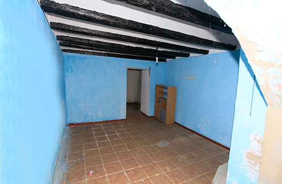 Casa en venta en Ulldecona, Tarragona, Calle Carme, 13.300 €, 3 habitaciones, 1 baño, 179 m2
