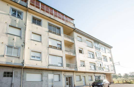 Piso en venta en Curtis, A Coruña, Calle Penedo de Teixeiro, 43.780 €, 4 habitaciones, 2 baños, 110 m2