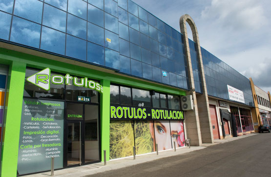 Oficina en venta en Padrón, A Coruña, Lugar Polígono de Picaraña, 27.050 €, 138 m2