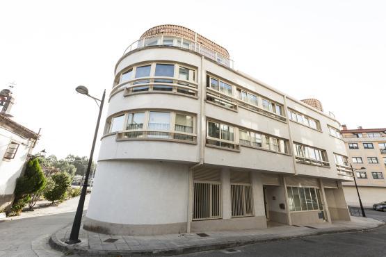Piso en venta en Barrio Da Condomiña, Betanzos, A Coruña, Calle Sancha Rodriguez, 110.280 €, 2 habitaciones, 1 baño, 77 m2