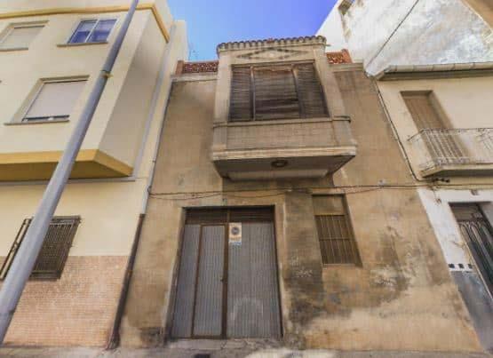 Piso en venta en Virgen de Gracia, Vila-real, Castellón, Calle Rey Don Jaime, 31.800 €, 1 habitación, 1 baño, 98 m2