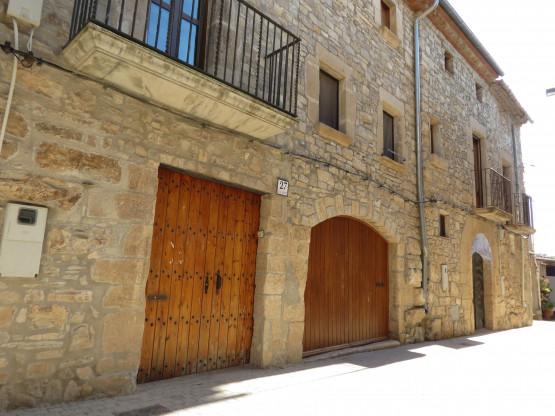 Casa en venta en Montornès de Segarra, Montornès de Segarra, Lleida, Calle Portal, 222.000 €, 8 habitaciones, 1 baño, 420 m2