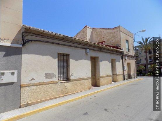 Casa en venta en San Miguel de Salinas, Alicante, Calle Joaquin Ortuño, 80.000 €, 2 habitaciones, 1 baño, 173 m2