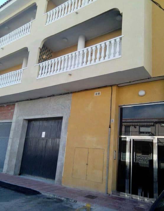 Piso en venta en Las Cañadas, Campos del Río, Murcia, Calle Europa, 66.100 €, 1 baño, 125 m2