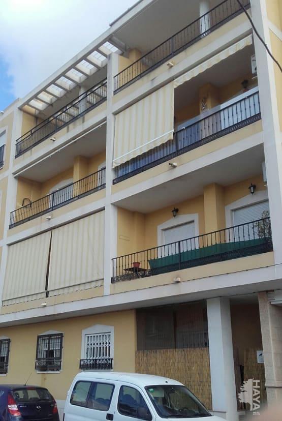 Piso en venta en Almoradí, Alicante, Calle Cristobal Colón, 78.600 €, 3 habitaciones, 2 baños, 135 m2