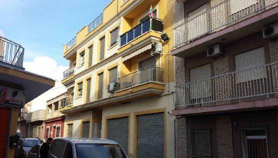 Piso en venta en El Hornillo, Águilas, Murcia, Calle Floridablanca, 51.600 €, 64 m2