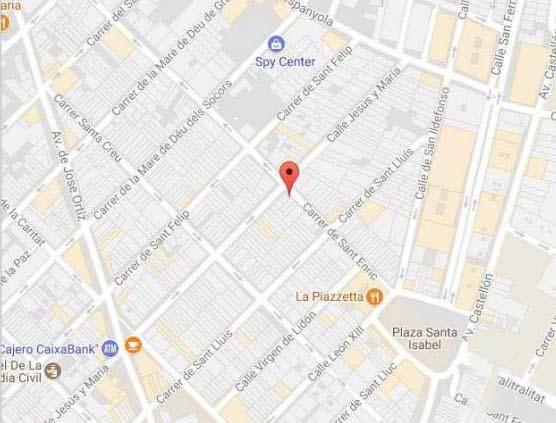 Suelo en venta en Grupo Corell, Almazora/almassora, Castellón, Calle San Enrique, 231.000 €, 335 m2
