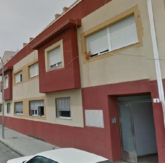 Piso en venta en Las Norias de Daza, El Ejido, Almería, Calle Sudan, 24.192 €, 1 habitación, 1 baño, 54 m2