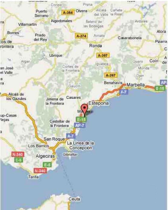 Suelo en venta en Sabinillas, Manilva, Málaga, Urbanización Princesa Kristina, Bajo, 1.080.000 €, 4869 m2