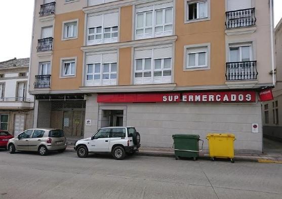 Local en venta en Rebuxento, O Valadouro, Lugo, Avenida Viveiro, 192.600 €, 515 m2
