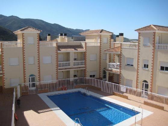 Piso en venta en Cuevas del Almanzora, Almería, Calle los Mojuelos, 53.908 €, 2 habitaciones, 2 baños, 80 m2