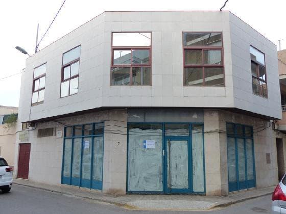 Oficina en venta en Grupo San Agustín, Castellón de la Plana/castelló de la Plana, Castellón, Calle Albacete, 34.566 €, 86 m2