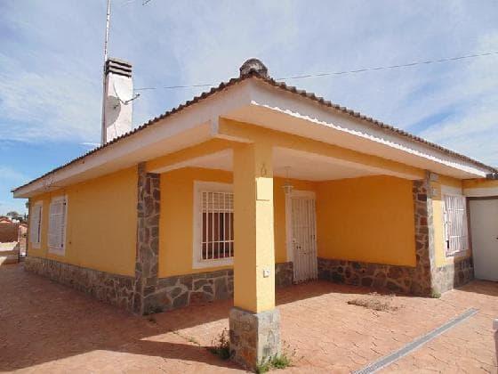 Casa en venta en Trijueque, Guadalajara, Calle Abedul, 89.367 €, 3 habitaciones, 2 baños, 158 m2