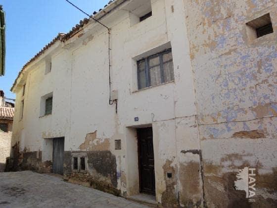 Casa en venta en Casa en Ateca, Zaragoza, 20.000 €, 7 habitaciones, 1 baño, 252 m2, Garaje